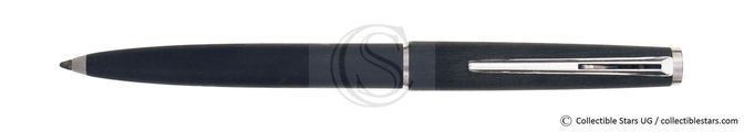 Montblanc Classic no.280S clip mechanism ballpoint black silver metal clip and caprings