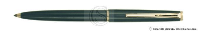 Montblanc Classic no.380 clip mechanism ballpoint green