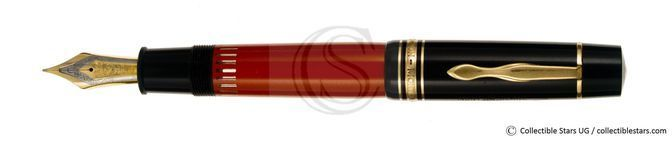 Montblanc Hemingway Writers Editions piston filler coral red