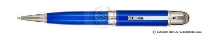 Montblanc Jules Verne Writers Editions propelling pencil blue